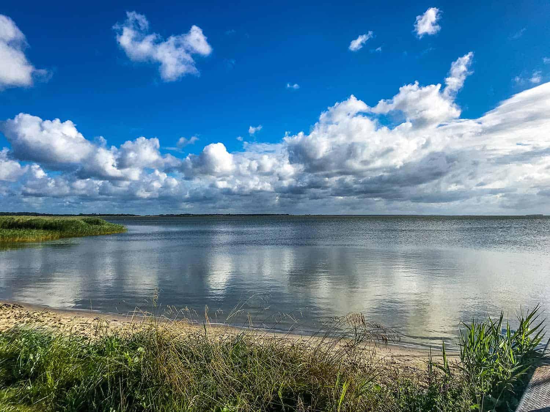 Kitensurfen Ostsee Darss