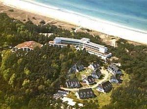 Strandhotel Kitesurfen Fischland Ostsee